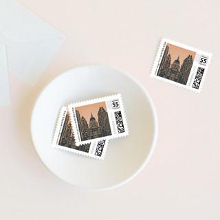 Big City - Austin Non-custom Everyday Stamps