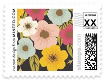 Plentiful Blossoms Non-custom Everyday Stamps
