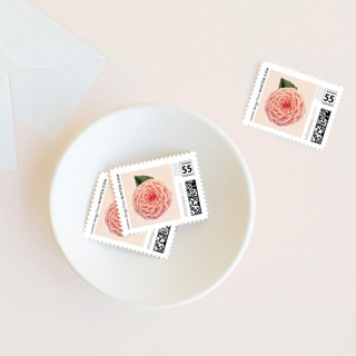 Vintage Botanicals Non-custom Everyday Stamps