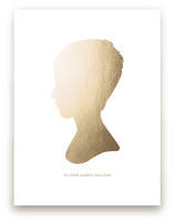 Silhouette Foil  Art