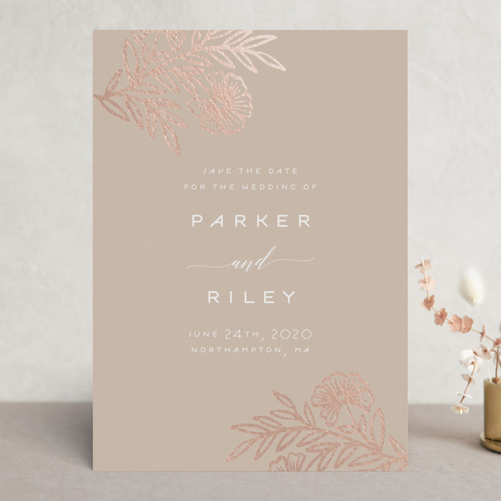 21 Save The Date Designs And Themes We Love
