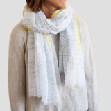Coastal Sheer Cotton Scarf