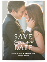 XOXO Save the Date Petite Cards