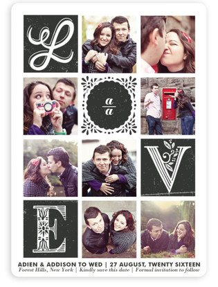 photo of Love Stories Save The Date Magnets