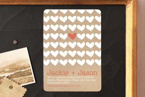 A Joyful Heart Save The Date Magnets