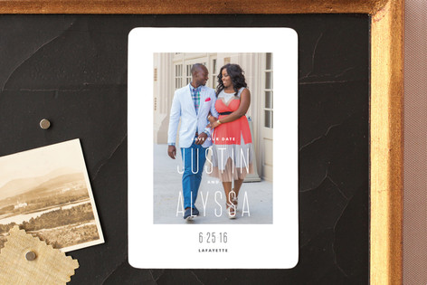 City Chic Save The Date Magnets