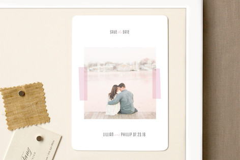 Picture Perfect Save The Date Magnets