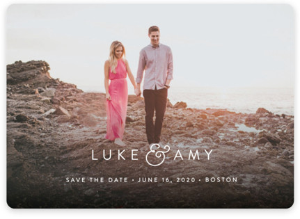 photo of Genteel Save The Date Magnets