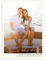 Vintage Photograph Save The Date Magnets