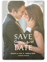 XOXO Save The Date Magnets