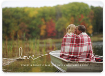 Love Line Save The Date Magnets