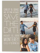 Film Strip Save The Date Postcards