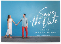 Jot It Down Save The Date Postcards