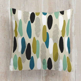 Seashore Square Pillow
