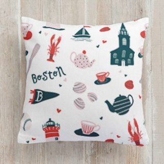 Boston Square Pillow