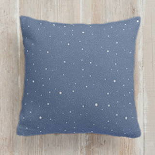 Charming Stars Square Pillow