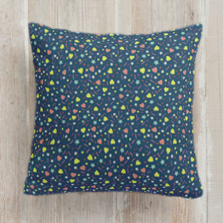 Teen Star Square Pillow