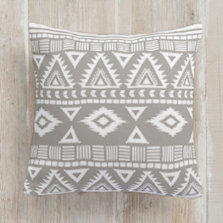 Tribal Square Pillow
