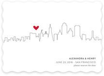 Love in the City - San Francisco