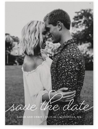 photo of Beloved Save The Date Cards