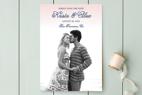 Sweet Love Save The Date Cards