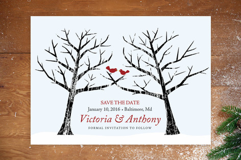 together at last save the date cards by juniper be minted
