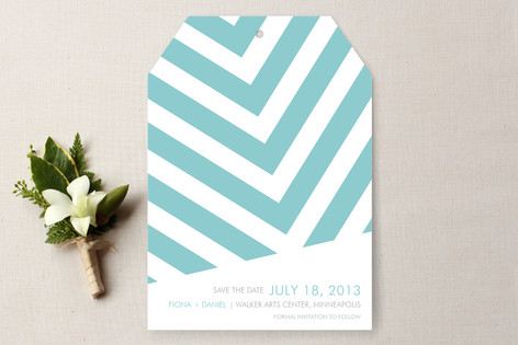 Fracas Save The Date Cards