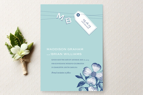 Charmed Save The Date Cards