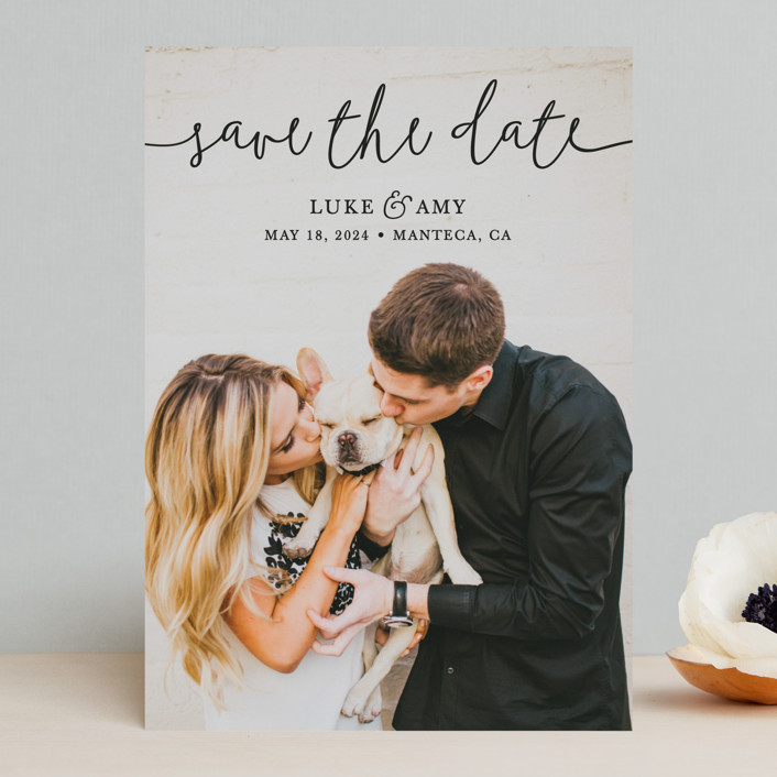 The Perfect Save the Dates