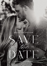 Ultimate Save the Date Cards By Lauren Chism