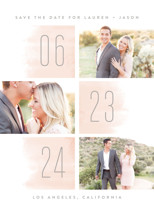 Off the Grid Save the Date Cards By Kristie Kern