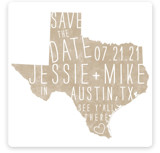 State Stamp - Texas