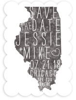 State Stamp - Illinois