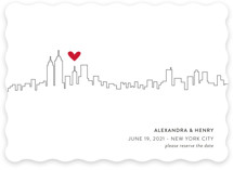 Love in the City - New York City