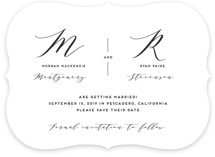 Elegant Monogram
