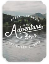Let the adventure begin.
