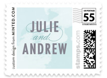 The Shore Wedding Stamps