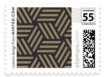 Interweave Wedding Stamps