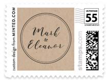 Wedding Stamp by Hudson Meet Rose