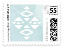 Desert Oasis Wedding Stamps