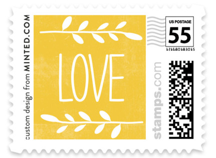 Quite Simply Wedding Stamps