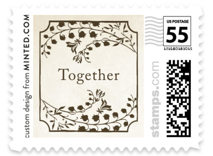 Story Book Wedding Stamps