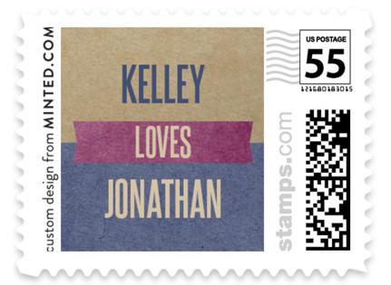 Wedding Vinyl Wedding Stamps