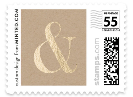 Band of Gold Wedding Stamps