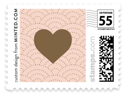Bubbly Wedding Stamps