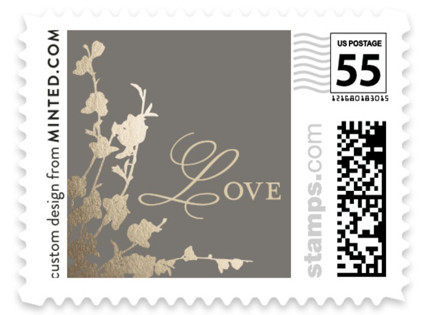 In Bloom Wedding Stamps