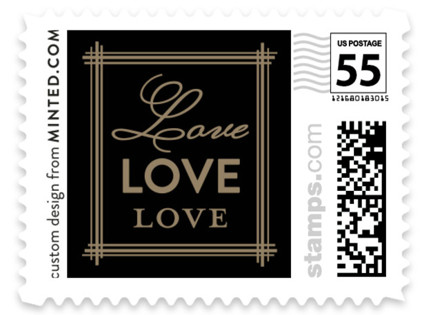 Grand Affair Wedding Stamps