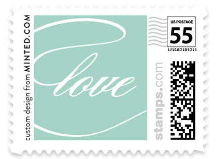 Plunge Wedding Stamps