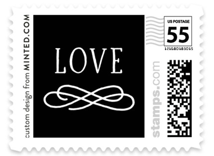 Timeless Wedding Stamps