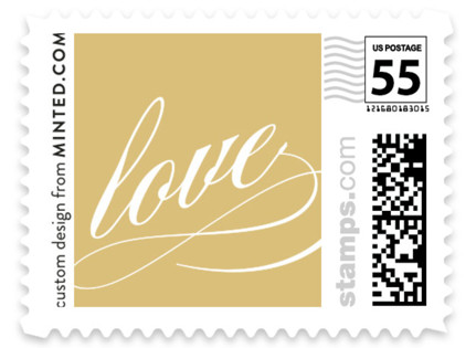 Opera Wedding Stamps